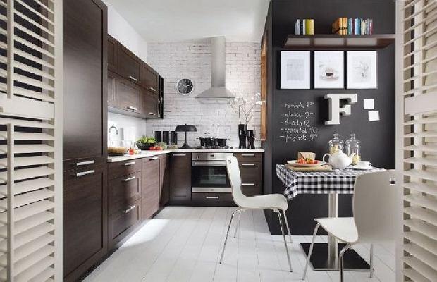 Farba tablicowa w kuchni. Jak zastosować farbę tablicową?
