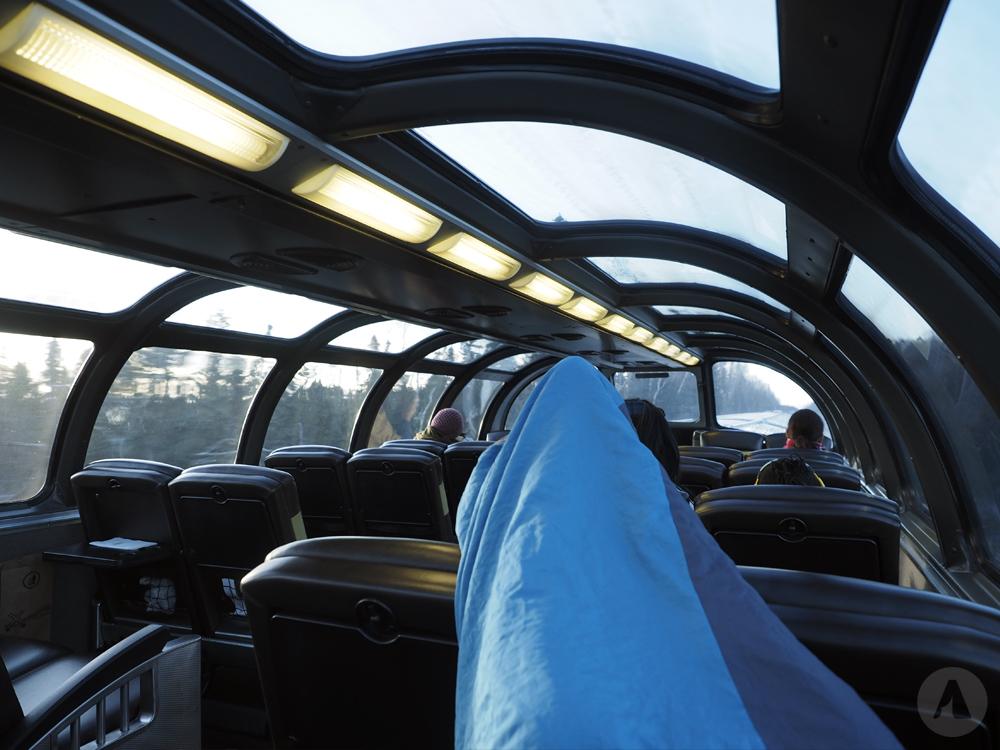 Wagon panoramiczny