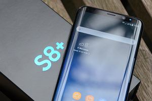 Stało się. Niemieccy hakerzy oszukali skaner tęczówki oka w Samsungu Galaxy S8