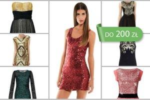 Sukienki na karnawa� - ponad 100 modeli do 200 z�