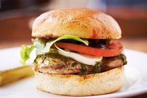 Aby dobrze zjeść - Burger Kitchen