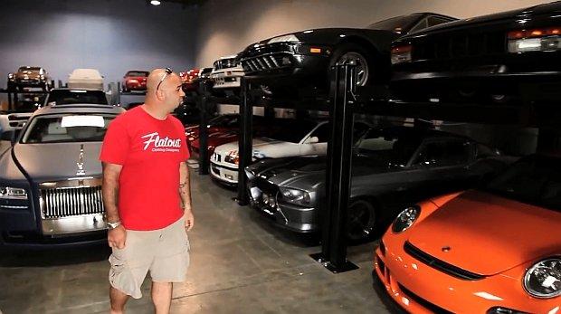 Kolekcja aut Paula Walkera na sprzeda�
