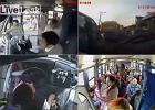 W zatłoczonym autobusie nikt nie chciał ustąpić matce z dzieckiem