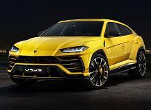 Nareszcie jest. Proszę państwa, oto Lamborghini Urus oficjalnie!
