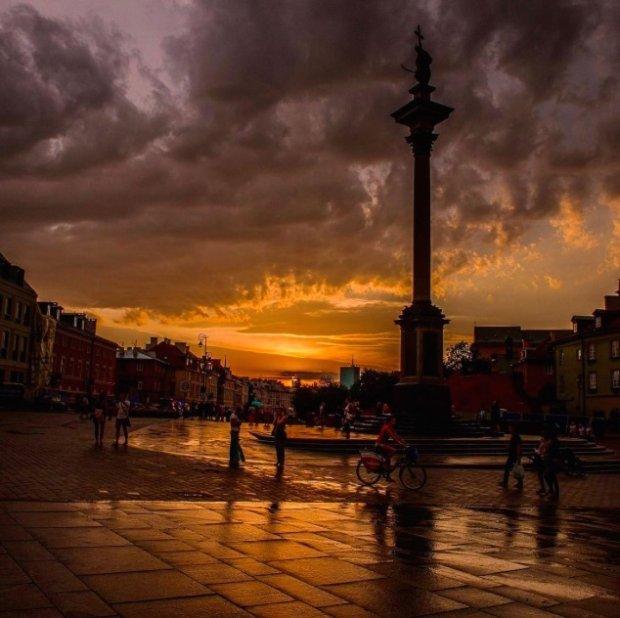 Romantyczne miejsca w Warszawie