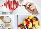 Choroby serca. Odpowiednia dieta wspomaga leczenie. Co jeść, a czego unikać?