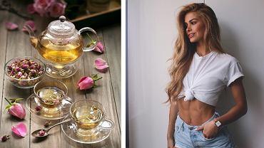 Top 10 herbat, które wspomagają odchudzanie