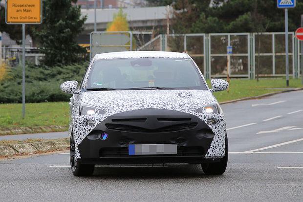 Prototypy   Opel Corsa   Kolejna wersja malucha w drodze