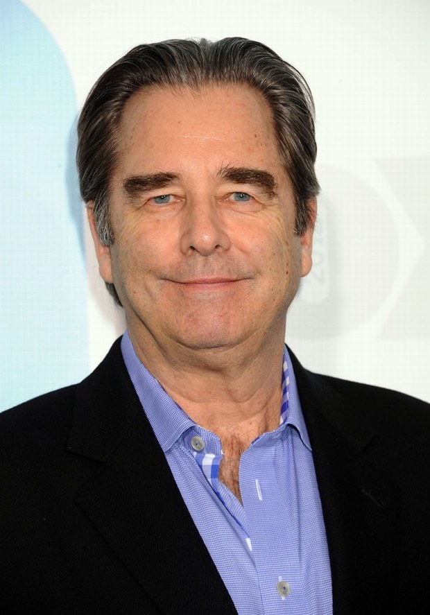 Beau Bridges attending the FOX Network UpFront 2012 Presentation, held at Wollman Rink at Central Park in New York City, Monday, May 14, 2012.(AP Photo/Jennifer Graylock)