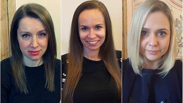 Ola, Paulina, Paulina - trzy kobiety, trzy różne problemy z włosami