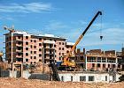 Budowa nowych mieszkań