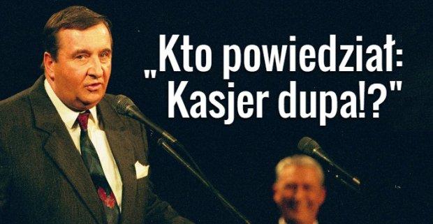 Kabaret Dudek - Krzysztof Kowalewski