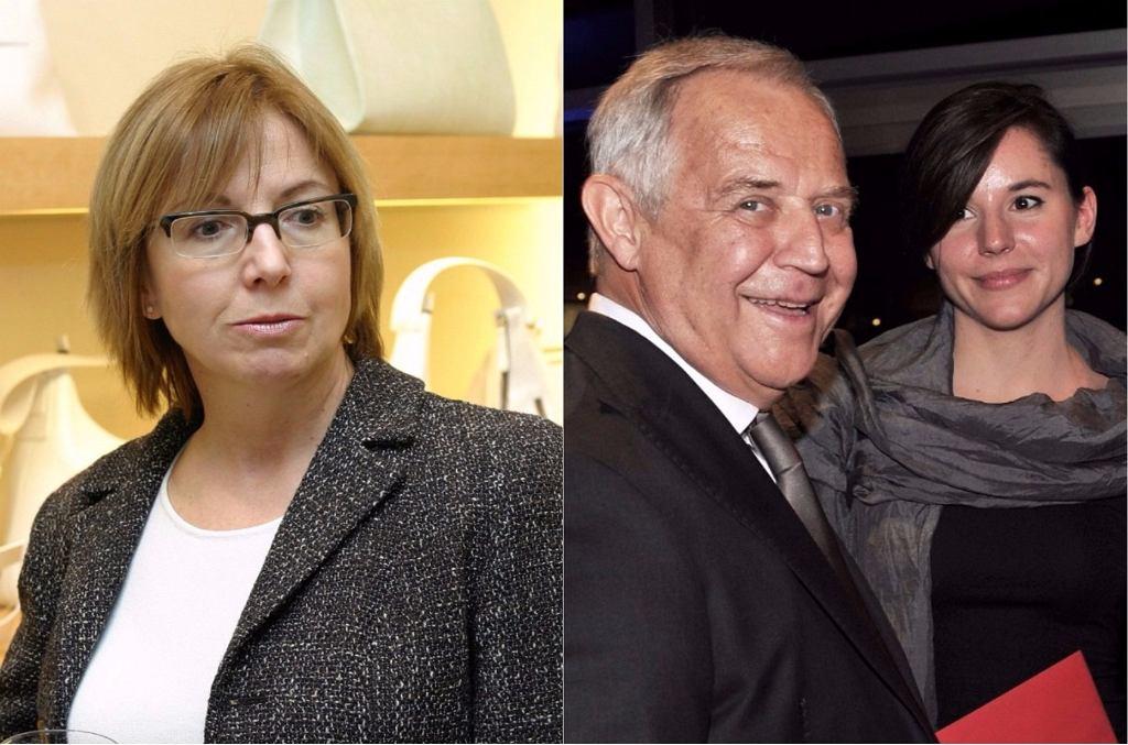 Ilona Kondrat, Marek Kondrat, Antonina Kondrat