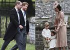 """Księżna Kate i książę William przechodzą kryzys? Zdjęcia z wesela Pippy mówią wszystko. """"Ona"""