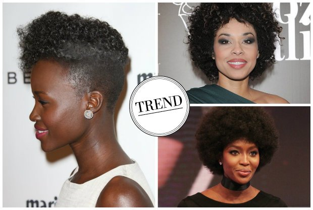 Afro staje si� modne - tak�e w�r�d polskich gwiazd. Zobaczcie jak nosz� drobne, g�ste loczki. Podoba wam si� ten trend?