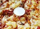 Do czego służy plastikowy stoliczek w twojej pizzy? Wyjaśniamy