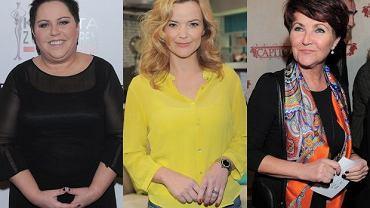 Dorota Wellman, Monika Richardson, Jolanta Kwaśniewska