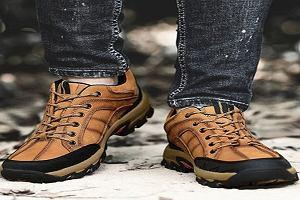 Buty trekkingowe dla mężczyzn w dobrych cenach