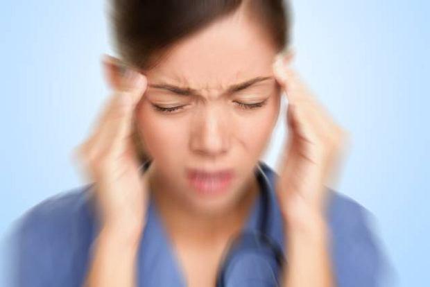 Nerwoból nerwu trójdzielnego (Neuralgia trójdzielna)
