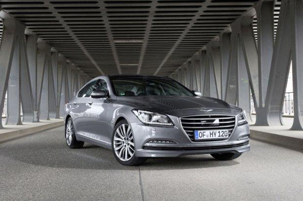 Hyundai Genesis | Wysoka cena w Polsce