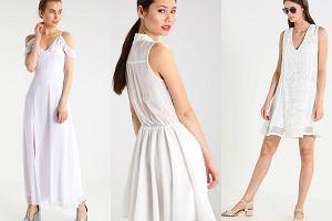 1ee4ea13a5 Biała sukienka - konkurencja dla małej czarnej