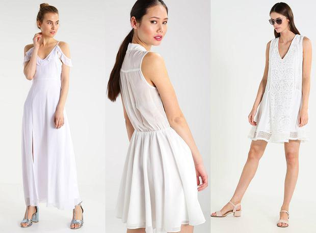 133721e365 Biała sukienka - konkurencja dla małej czarnej