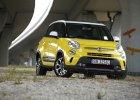 Fiat 500L Trekking 1.6 MultiJet II | Test | Wy�sza forma turystyki
