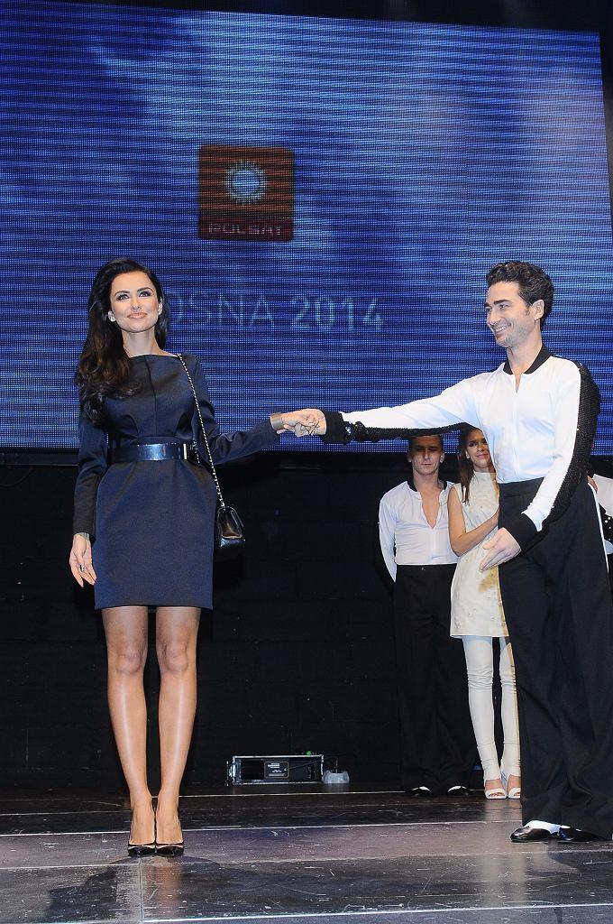 Natalia Siwiec i Jan Kliment.