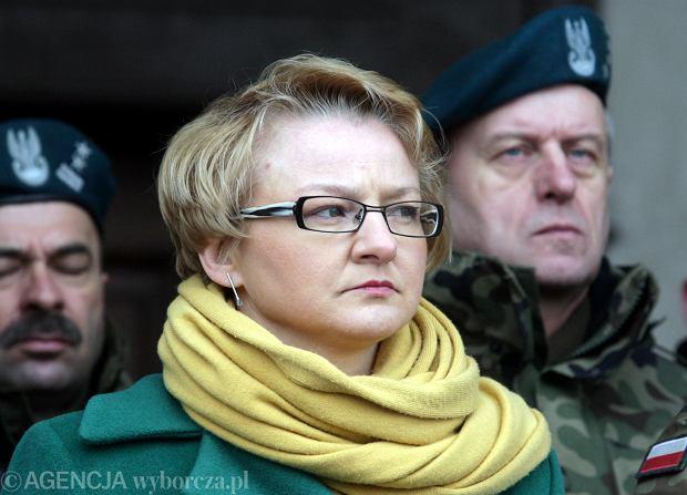 Kulisy zatrudnienia byłej wiceminister Beaty Oczkowicz. Był Pion, jest Biuro i stanowisko dyrektora