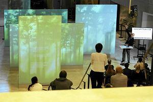 Wystawa w Muzeum Historii �yd�w Polskich wychodzi z lasu