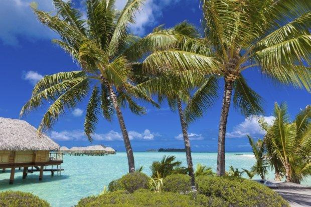 Bora-Bora to jedna z najpiękniejszych wysp na Oceanie Spokojnym.