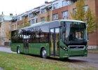 10-tysięczny autobus Volvo z wrocławskich zakładów