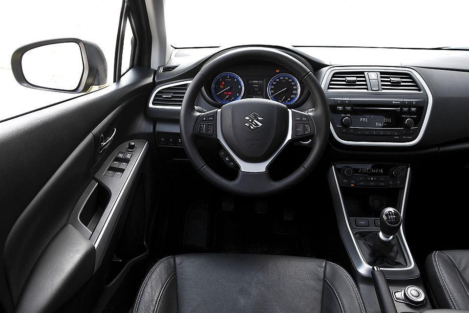 Suzuki SX4 S-Cross 1.6 DDiS 4WD Elegance   Test długodystansowy
