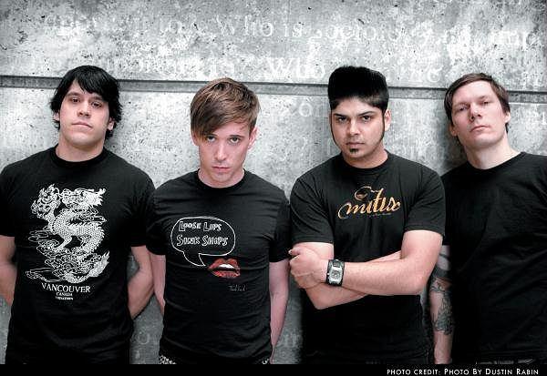 """Kanadyjski zespół zaprezentował klip do singla """"Afraid Of Heights""""."""