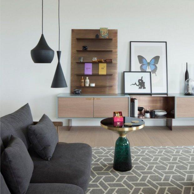 Zdjęcie numer 1 w galerii - Wnętrza: penthouse w Londynie