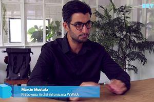 Marcin Mostafa opowiada o nowej koncepcji zabudowy dla Soho Factory