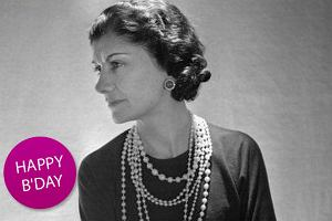 Coco Chanel - 129 lat temu narodzi�a si� legenda