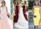 Sukienka na wesele - wszystko, co powinnaś o niej wiedzieć