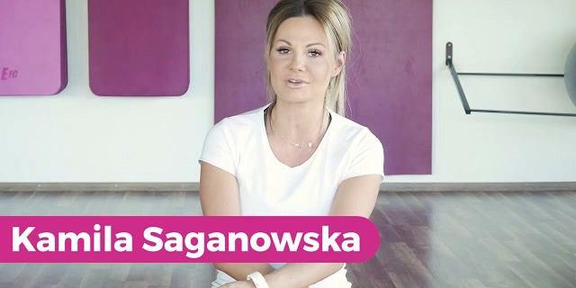 Niesamowita metamorfoza! Kamila Saganowska schudła prawie 20 kg!