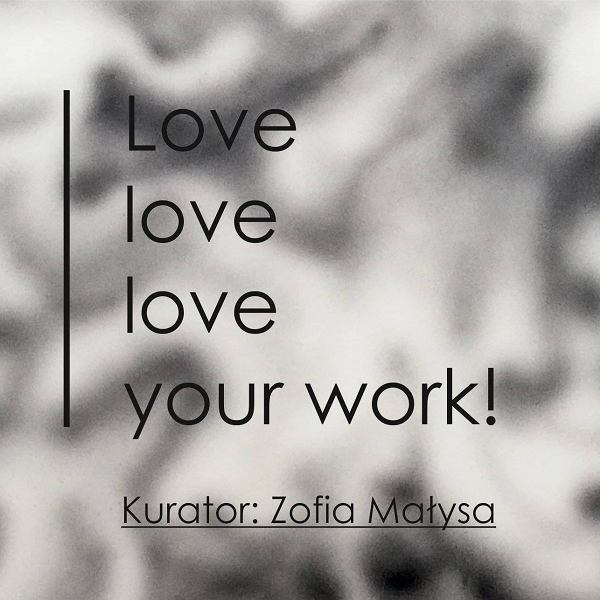 Love love love your work!