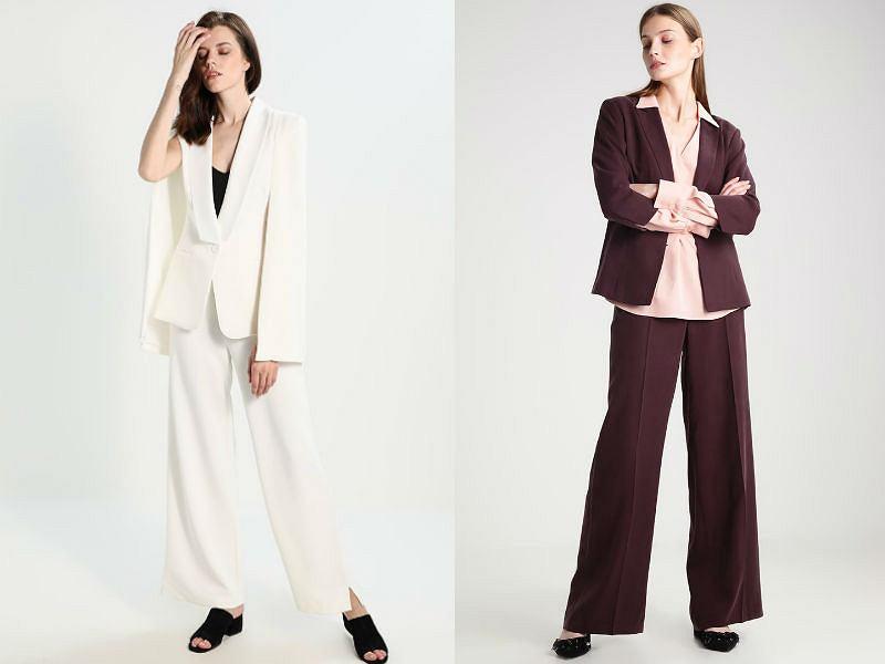 fb68722bb9 Piękne modele damskich garniturów. Jak je nosić