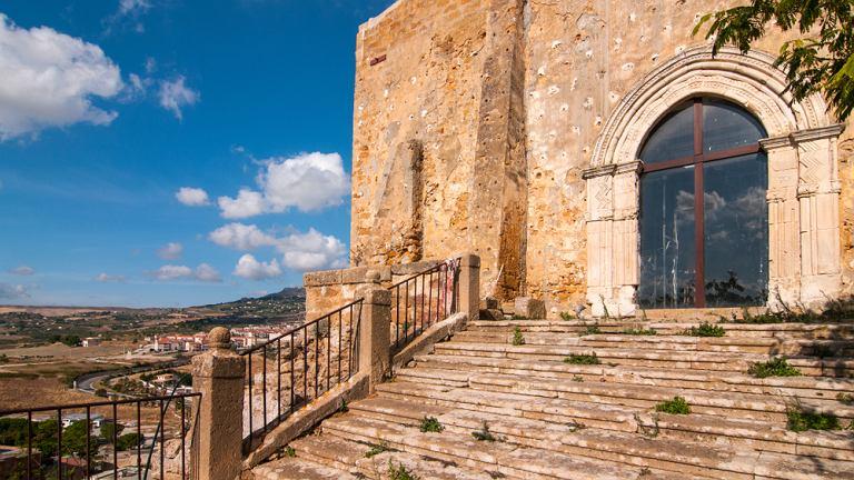 Miasteczko Sambuca di Sicilia
