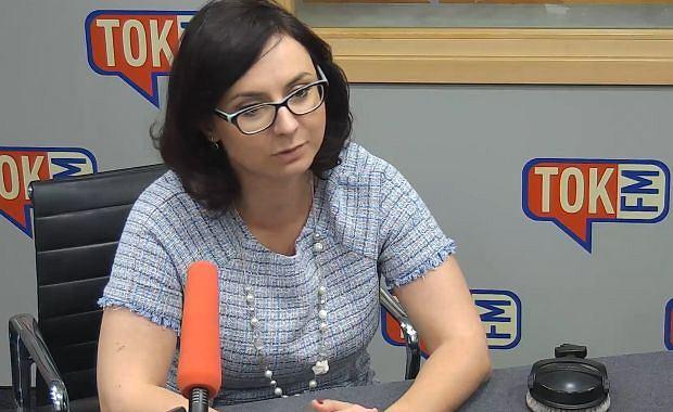 Kamila Gasiuk-Pihowicz w 'Poranku Radia TOK FM'