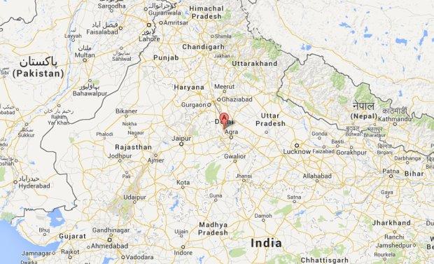 Polka zosta�a zgwa�cona w Indiach przez taks�wkarza
