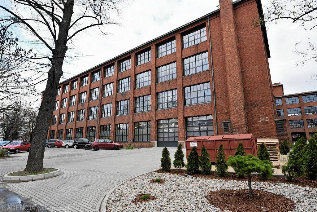 Wrocławski Park Biznesu w fabryce PZL Hydral