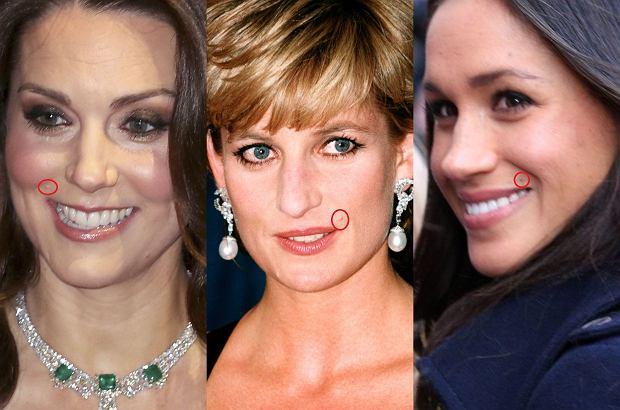 Księżna Kate, Diana i Meghan Markle