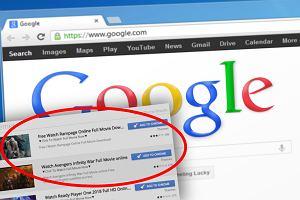 Google Chrome umożliwia dostęp do darmowych filmów przez rozszerzenia? To oszustwo