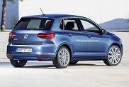 Wizualizacja 6. generacji VW Polo
