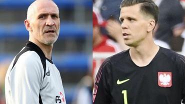 Maciej Szczęsny skrytykował grę Wojciecha Szczęsnego podczas meczu Polska - Senegal