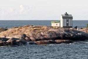 Alandy, 6700 wysp mi�dzy Szwecj� a Finlandi�. Na wi�kszo�ci z nich nie ma nic - i o to w�a�nie chodzi